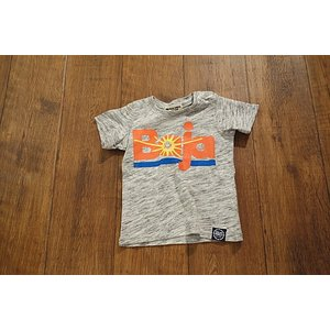 【セール2,592円⇒】BAJA バハ BajaバナナptTシャツ 子供服 メール便OK 17'夏新作|tanpopokids