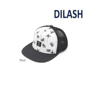 【セール/10%OFF】21'夏新作 DILASH ディラッシュ やしの木メッシュキャップ 帽子 dl21es201 ベビー 子供服 メール便不可|tanpopokids