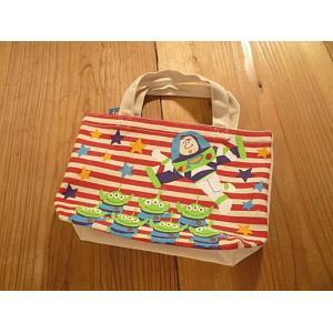 【輸入雑貨】トイストーリーマチ付きコットンミニバッグ|tanpopokids
