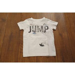 【セール/30%OFF】JEANS-b ジーンズベー JUMPペンギンスケーターTシャツ 子供服 メール便送料無料 18'春夏新作|tanpopokids