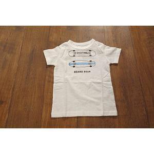 JEANS-b ジーンズベー ロゴ2スケボーTシャツ 子供服 メール便送料無料 18'春夏新作|tanpopokids