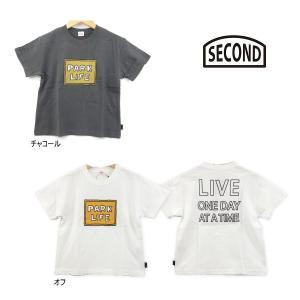 21'夏新作 JEANS-b ジーンズベー PARK-LIFEボックスBIG半そでTシャツ 子供服 ジュニアJr メール便送料無料|tanpopokids