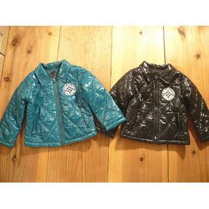 【セール6,372円⇒】RAD CUSTOM(ラッドカスタム) BACKスカル刺繍キルティングジャケット|tanpopokids