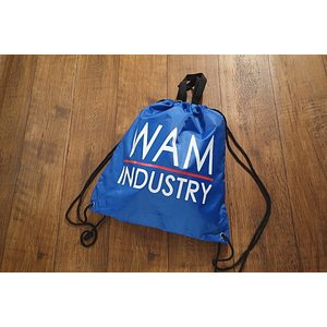 WAMWAM ワムワム WAM-INDUSTRYロゴナップサック 子供服 メール便OK|tanpopokids