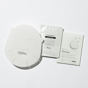 【メール便OK】【BULKHOMME 正規代理店】バルクオム ザ フェイス マスク THE FACE MASK(美容液マスク)33mL×5枚入り tansera-shop