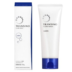 あすつく トランシーノ 薬用クリアウォッシュ 100g 洗顔 肌荒れ防止