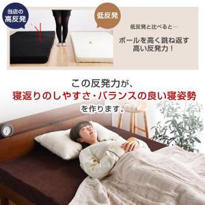 マットレス 高反発マットレス シングル 10cm 175N ウレタンマットレス マット 高反発 洗える カバー ベッド用 ノンスプリング プロファイル 高反発ウレタン|tansu|11