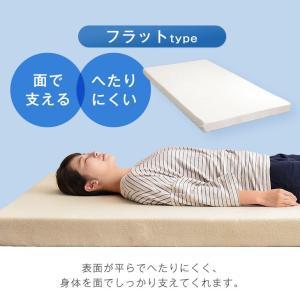 マットレス 高反発マットレス シングル 10cm 175N ウレタンマットレス マット 高反発 洗える カバー ベッド用 ノンスプリング プロファイル 高反発ウレタン|tansu|13
