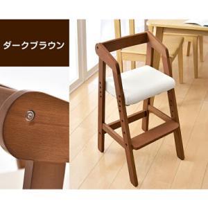 ベビーチェア ベビーチェアー ハイタイプ ハイチェア 木製 キッズチェア ベビー チェア 高さ調節 おしゃれ tansu 11