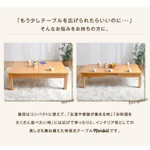 こたつ コタツ 炬燵 こたつテーブルセット 2点セット 長方形  掛布団 120〜150 おしゃれ こたつ布団  掛け布団大型商品|tansu|08