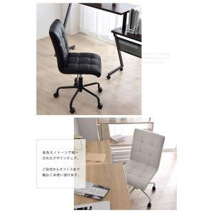オフィスチェア オフィスチェアー オフィス チェア PCチェア 椅子 イス オフィスチェアー シンプル ロッキング|tansu|06