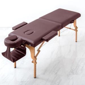 マッサージベッド 折りたたみ 折りたたみマッサージベッド 木製 コンパクト マッサージ ベット|tansu