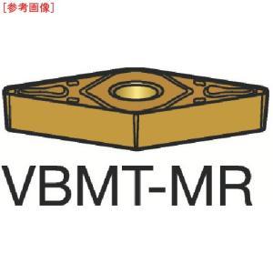 サンドビック VBMT160408MR-2 超特価 10個セット 爆安 コロターン107 チップ VBMT160408MR2 2025 旋削用ポジ