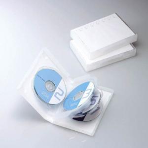 エレコム CCD-DVD10CR 連ドラ用DVDトールケース/7枚収納/クリア/3パック (CCDDVD10CR) tantan