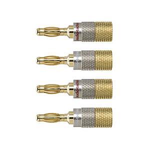 オーディオテクニカ AT6302 「ソルダーレスバナナプラグ(4個1組)」 tantan