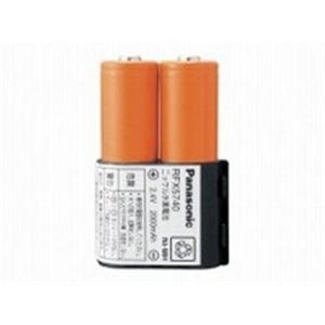 【納期目安:3週間】パナソニック RP-BP6000-K 【メール便での発送商品】 RP-WF6000専用 充電池 (RPBP6000K)|tantan