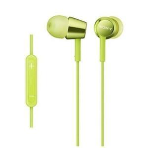 【納期目安:2週間】ソニー MDR-EX150IP-G iPod/iPhone/iPad対応ダイナミック密閉型 インナーイヤーイヤホン (ライムグリーン) (MDREX150IPG)|tantan