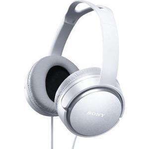 【納期目安:2週間】ソニー MDR-XD150-W ステレオヘッドホン (W) (MDRXD150W)|tantan