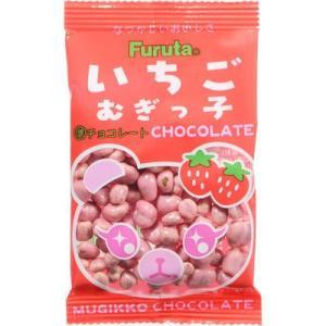 フルタ製菓 E483372H 【ケース販売】フルタ いちごむぎっ子チョコ 13g×20袋
