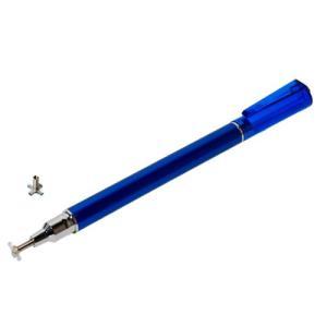 ミヨシ STP-L02/BL 先端交換式タッチペン 十字型タイプ ブルー (STPL02/BL)|tantan