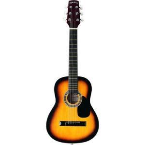 SepiaCrue(セピアクルー) 4534853301916 ミニアコースティックギター W-50/TS タバコサンバースト (ソフトケース付) tantan