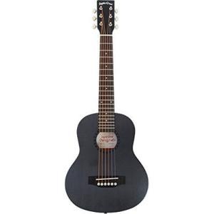 SepiaCrue(セピアクルー) 4534853516440 ミニアコースティックギター W-60/BLK ブラック|tantan