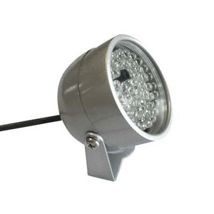 ブロードウォッチ SEC-IRLED-48 【光量センサー付き】赤外線補助照明 LED48灯 (SECIRLED48)|tantan