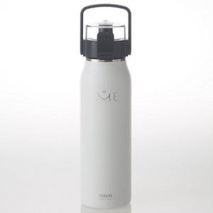 タケヤ化学工業 4904776506307 ステンレスボトル ハンドル&ショルダーベルト付 ME 1000ml ホワイト TK506307|tantan