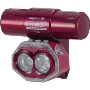 【納期目安:3週間】山田電器工業 YF-201-R HAPYSON(ハピソン) 充電式チェストライト(レッド) (YF201R)|tantan