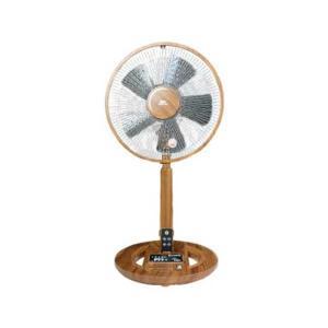 エスケイジャパン SKJ-K309DC8(M) リビングDC扇風機 木目調 (SKJK309DC8(M))|tantan