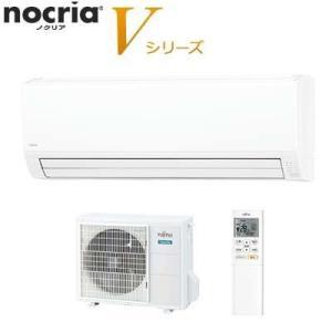 富士通ゼネラル AS-V71H2W 「ノクリア」Vシリーズ スタンダードエアコン (主に23畳用) (ASV71H2W)|tantan