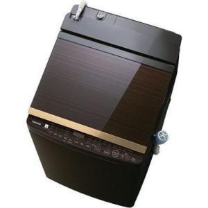 東芝 AW-10SV7-T 「ウルトラファインバブル洗浄」搭載 縦型洗濯乾燥機(グレインブラウン) (AW10SV7T)|tantan