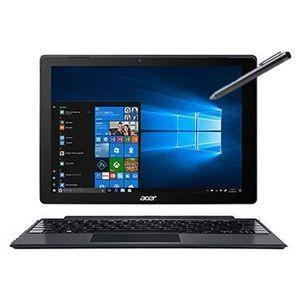 ds-2091673 Acer SW512-52P-A54Q (Core i5-7200U/4GB/128GBSSD/12.0/2in1/Windows 10 Pro64bit/指紋認証/マルチタッチ/ペン付/KB付)|tantan