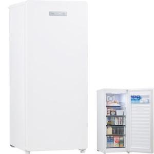 ハイアール JF-NUF138B-W 138L 1ドア冷凍庫(ホワイト)(新製品) (JFNUF138BW)|tantan