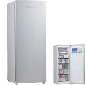 ハイアール JF-NUF153B-S 153L 1ドア冷凍庫(シルバー) (JFNUF153BS)|tantan