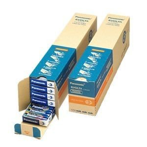 休み ds-2136267 パナソニック アルカリ乾電池EVOLTA 単3形 業務用パック ds2136267 100S 1セット セール特価 LR6EJN 200本:100本×2箱
