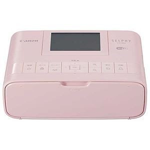 ds-2139852 キヤノン 安心の定価販売 SELPHYコンパクトフォトプリンター CP1300 1台 ds2139852 期間限定特価品 ピンク 2236C004