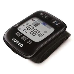 オムロン HEM-6232T 手首式血圧計 黒 (HEM6232T)|tantan