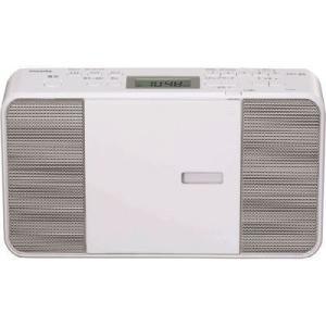 東芝 TY-C251-W CDラジオ(W)ホワイト (TYC251W) tantan