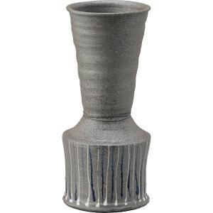 納期目安:1週間 4935886705311 爆売り 信楽焼 照幸作 包装 最安値挑戦 花瓶 のし可 線