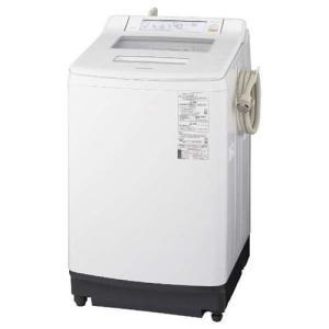 【納期目安:06/25発売予定】パナソニック NA-JFA806-W 全自動洗濯機 洗濯8kg クリスタルホワイト (NAJFA806W)|tantan