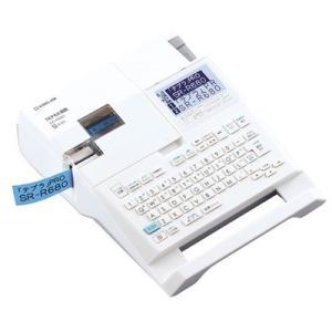 キングジム SR-R680 ラベルライター「テプラ」PRO SR-R680 (SRR680) tantan