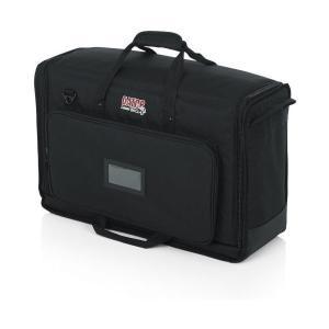 Gator Cases G-LCD-TOTE-SMX2 スモール・パッド入りデュアルLCD トランスポート・バッグ (GLCDTOTESMX2) tantan