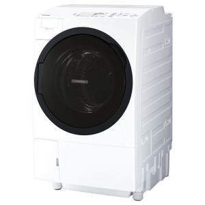 ●東芝 TW-117A8L(W) ドラム式洗濯乾燥機 ZABOON(ザブーン) (洗濯11.0kg ...