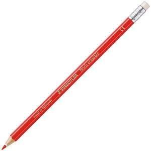 贈呈 ds-2235991 まとめ いよいよ人気ブランド ステッドラー ノリスクラブ 消せる赤鉛筆144 12本 50-2 ×30セット 1箱 ds2235991