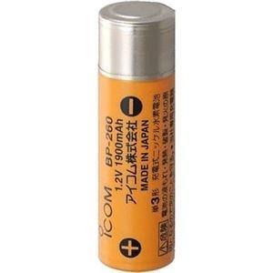 ds-2229486 バッテリーパック 贈物 BP-260 ×10セット ふるさと割 ds2229486
