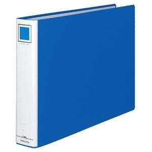 <title>ds-2232033 まとめ コクヨ チューブファイル エコ 片開き A3ヨコ 500枚収容 背幅65mm 青 フ-E653B 即納最大半額 1冊 ×10セット ds2232033</title>