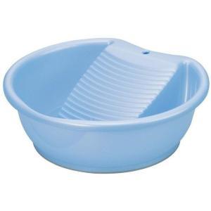 イノマタ化学 4905596311690-30 洗濯桶 ラブウォッシュ パールブルー 30個セット【...