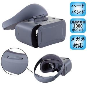 エレコム VRG-DSB01GE VRゴーグル/ハードバンド/DMM1000円相当ポイント付与シリアル付/グレー|tantan