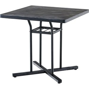 東谷(あづまや) END-226BK カフェテーブル (END226BK)|tantan